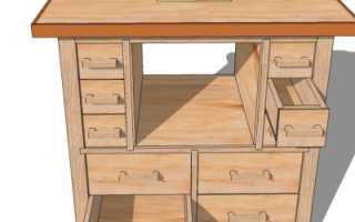 Как установить в стол пластину для фрезера