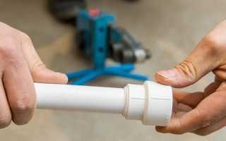 Преимущества пластиковых труб и методы их соединения