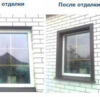 Делаем наружные откосы пластиковых окон своими руками