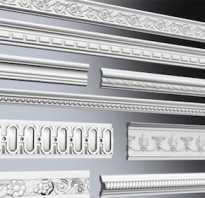 Выбор потолочного плинтуса материал цвет форма