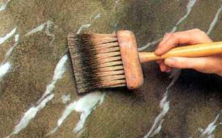 Инструменты применяемые для декоративной покраски стен