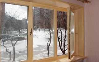 Утепление старых деревянных окон своими руками
