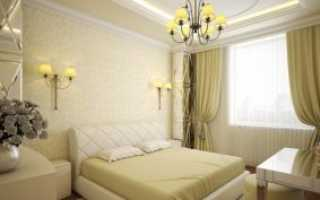 Фото ремонта спальни в квартире