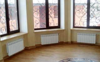 Комбинированное отопление радиаторы плюс теплый пол