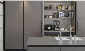 Кухонные фасады раздвижные