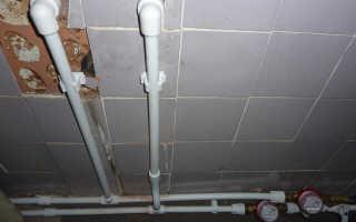 Как правильно поменять водопроводные трубы