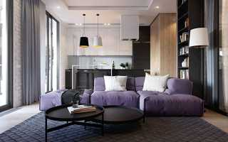 Кухня гостиная в квартире дизайн фото