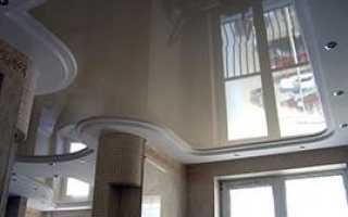 Какой натяжной потолок лучше выбрать матовый или глянцевый