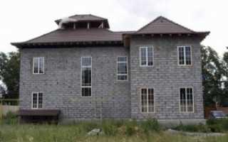 Особенности строительства шлакоблочного дома