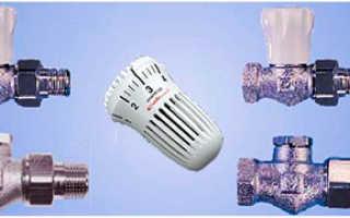 Термостаты для радиаторов отопления
