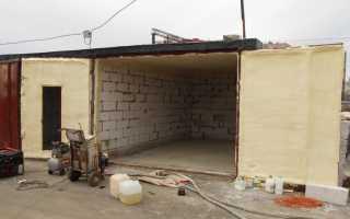 Основные требования к утеплению гаража