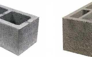 Современные строительные блоки виды и характеристики