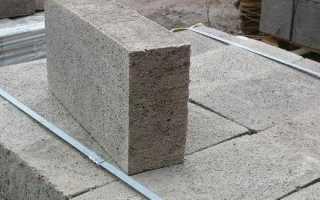 Пескоцементные блоки плюсы и минусы