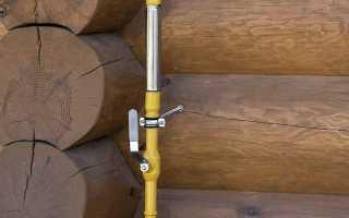 Резьбовое соединение газовых труб