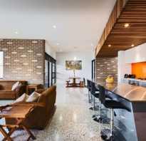 Варианты использования клинкерной плитки в интерьере квартиры