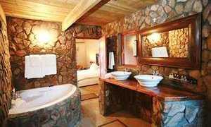 Ванные комнаты в американских домах