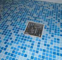 Гидроизоляция душевого поддона из плитки