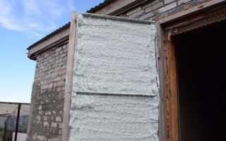 Как утеплить входную металлическую дверь в квартире