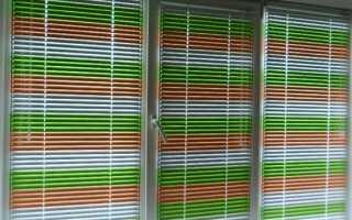 Как выбрать металлические жалюзи для защиты окна