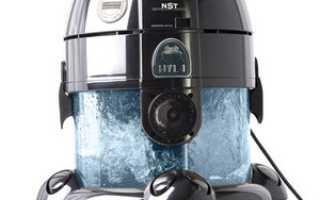 Устройство пылесоса с аквафильтром плюсы и минусы