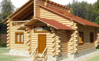Основные плюсы и минусы рубленого дома из дерева