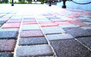 Особенности изготовления вибропрессованной тротуарной плитки своими руками