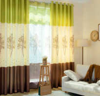 Как выбрать подходящие для разных комнат шторы